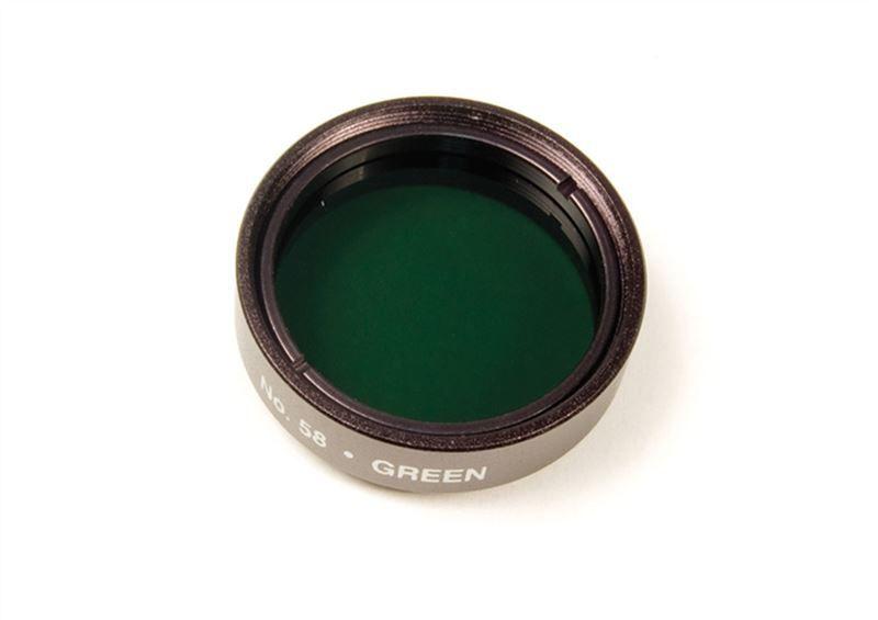 "Levenhuk color filter green NO58, 1.25"""