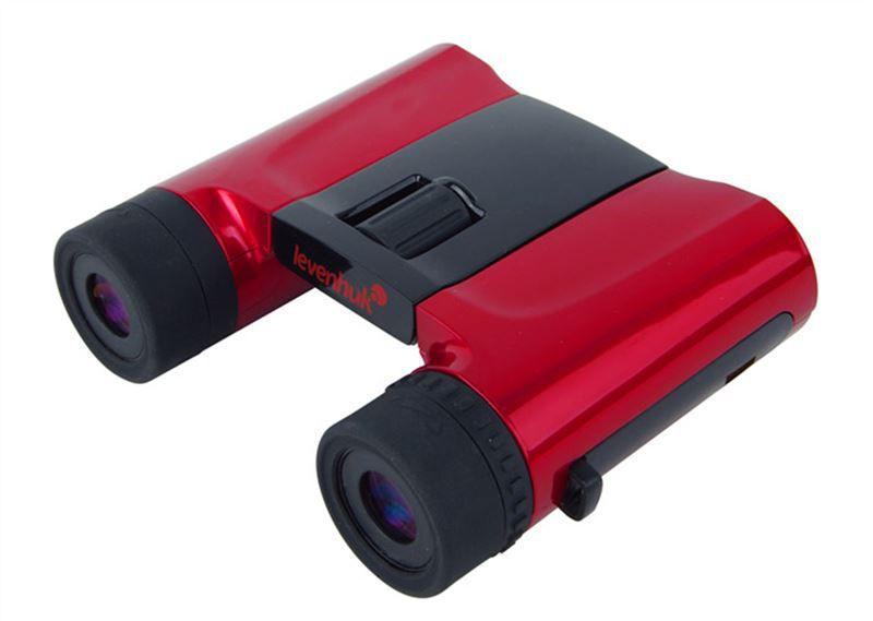 Levenhuk dalekohled Rainbow 8x25 Red Berry