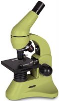 Levenhuk Mikroskop Rainbow 50L PLUS Lime