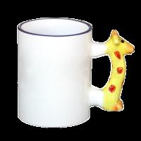 FotoHrnek s žirafou - Oboustranný potisk