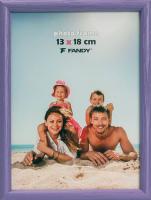 Fotorámeček Colori 13x18, fialový
