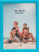 Fotorámeček Colori 15x21, modrý