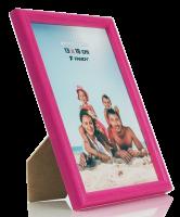 Fotorámeček Colori 21x29,7, růžový