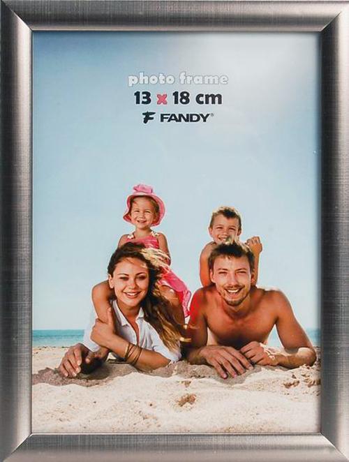 Fotorámeček Notte 10x15, ocelový