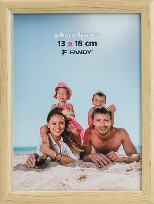 Fotorámeček Notte 10x15 2 světle hnědý Fandy