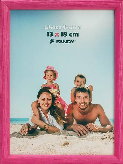 Fotorámeček Colori 10x15, růžový