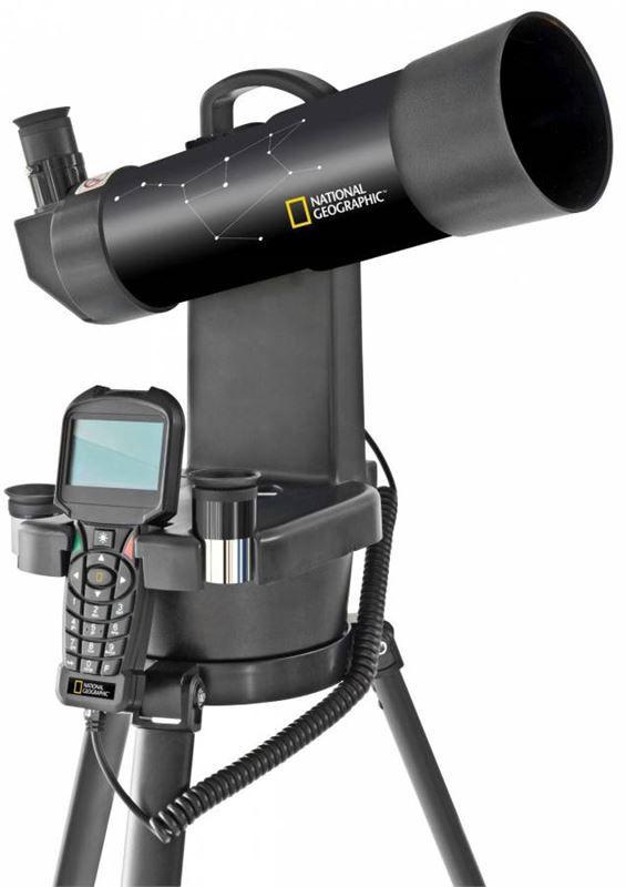 Bresser National Geographic 70/350 GOTO Telescope
