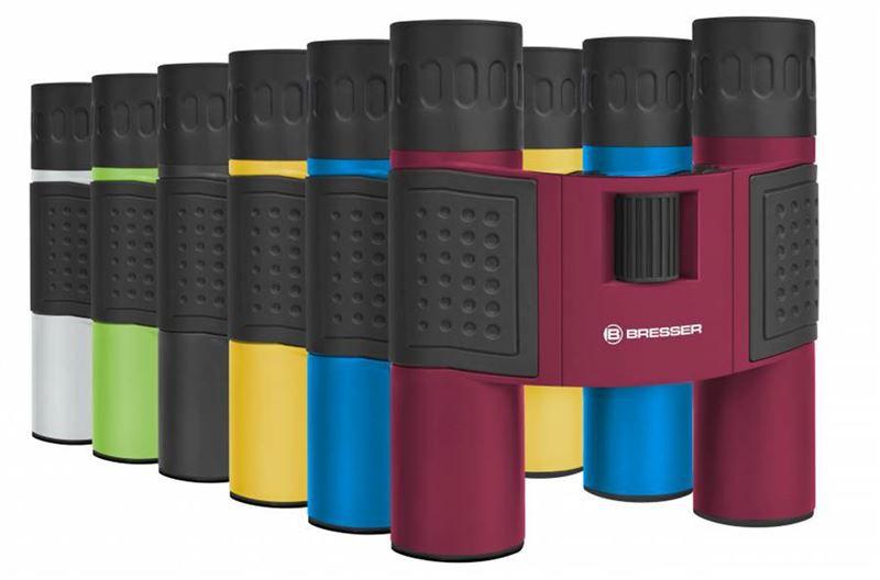 Bresser Topas 10x25 Red Binoculars