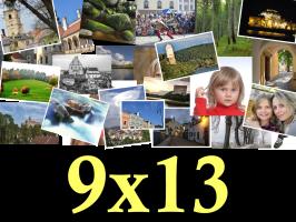 Automatické zpracování fotek 9x13