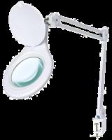 Bresser 2x 125mm Desktop Magnifier w/Illumination
