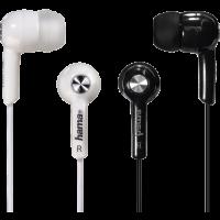 Hama sluchátka Basic4Music, silikonové špunty