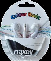 Sluchátka Colour Budz Maxell