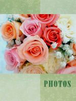 Fotoalbum DPH-5736 Wedding bouquet 1