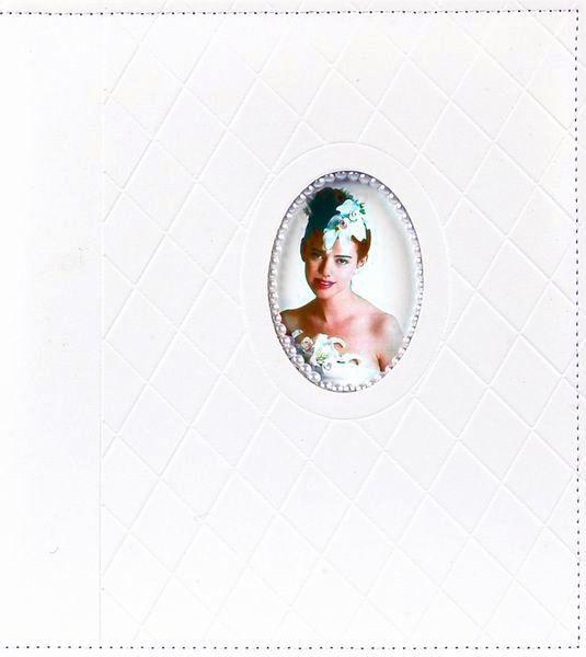 Fotoalbum DBLM-20 De luxe 2 kruh svatební