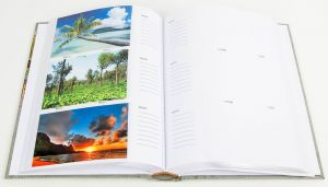 Fotoalbum B-46300S Modern 1 modré GEDEON