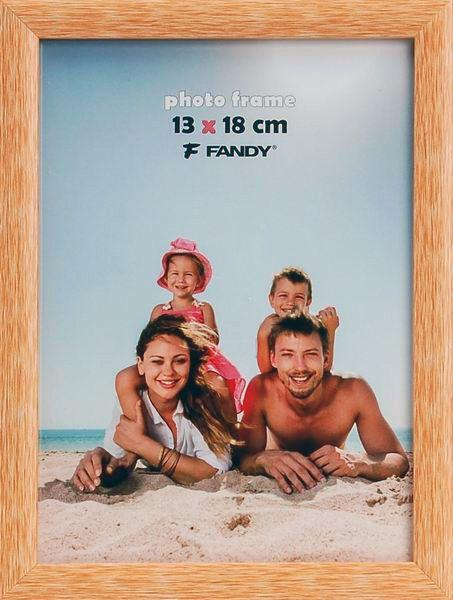 Fotorámeček Notte 10x15, světle oranžový FANDY