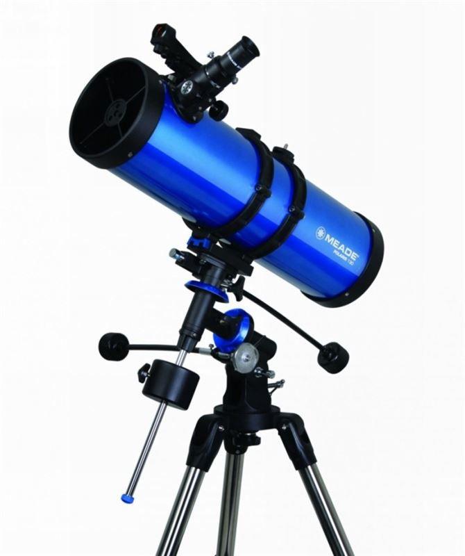 Meade Polaris 130mm EQ Refractor Telescope