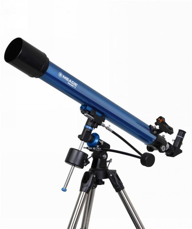 Meade Polaris 70mm EQ Refractor Telescope