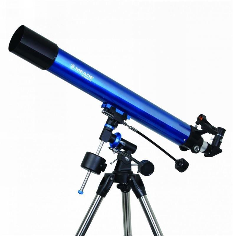Meade Polaris 80mm EQ Refractor Telescope