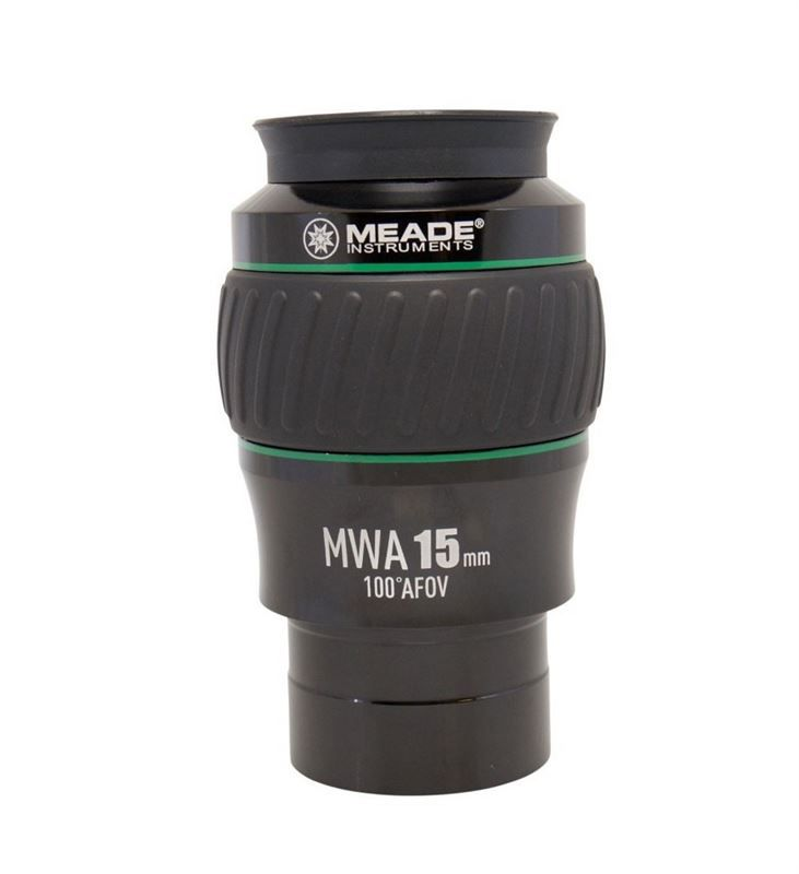 "Meade Series 5000 Mega WA 15mm 2"" Eyepiece"