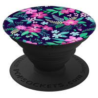 PopSockets Original PopGrip, Floral Chill