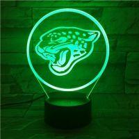 3D lampa Cheetah