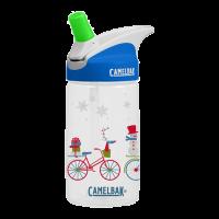 CamelBak eddy Kids 0.4l - bikes in snow