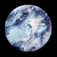 držák na telefon Blue Marble + PopClip