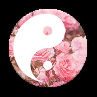 VÝPRODEJ držák na telefon Roses Yin Yang + PopClip