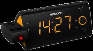 SRC 330 OR Radiobudík s projekcí Sencor