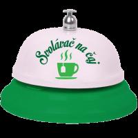 Vtipný zvonek Svolávač na čaj