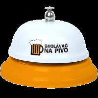Vtipný zvonek Svolávač na pivo