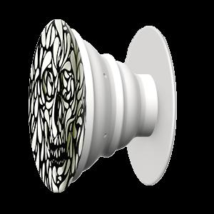 Držák na telefon Skullflower + PopClip