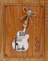 Fotoalbum PP-46200 Musik 1 kytara PL GEDEON