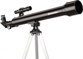 Celestron Powerseeker 50/600mm AZ teleskop čočkový (21039)