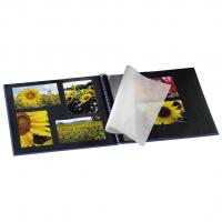 Hama album klasické spirálové FINE ART 36x32 cm, 50 stran, modré