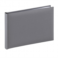 Hama album klasické FINE ART 24x17 cm, 36 stran, šedá