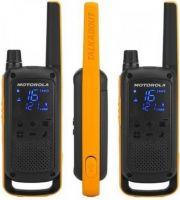 Motorola Talkabout T82 Extreme, žlutá/černá