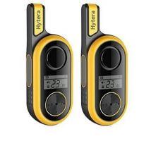 Hytera TF315 PMR446 vysílačky, žluté