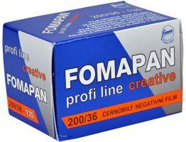 Foma Fomapan 200 135-36 DX