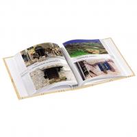 Hama album memo WOODEN 10x15/200, popisové štítky