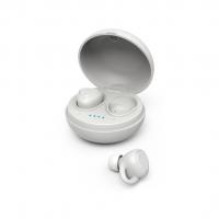 Hama Bluetooth špuntová sluchátka LiberoBuds, bezdrátová, nabíjecí pouzdro, šedá