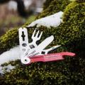 Kapesní sada nástrojů Swiss Red