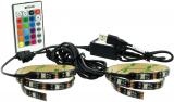RLS 102 USB LED pásek 30LED RGB RETLUX